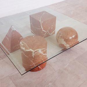 Vignelli coffee table