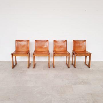 Tobia Scarpa Monk chair