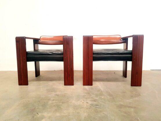 Artona Easy Chair, Afra & Tobia Scarpa, Maxalto,