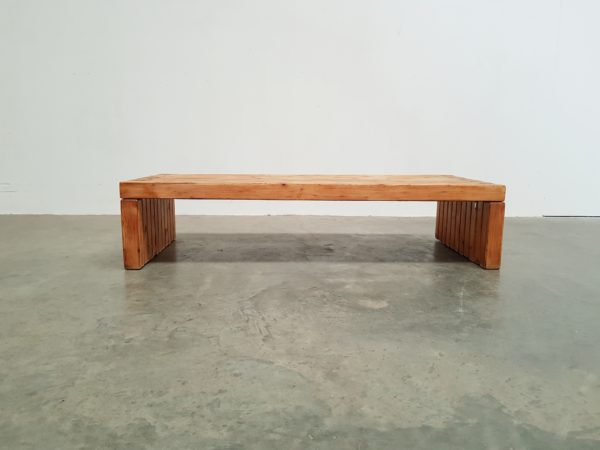 Pinewood coffee table