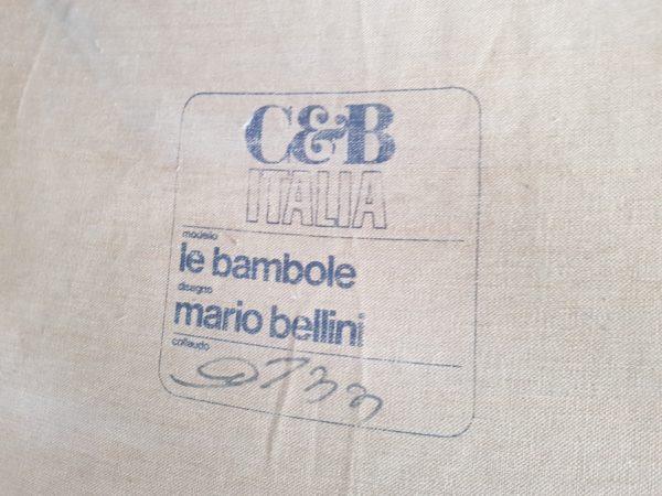 Le Bambole Mario Bellini