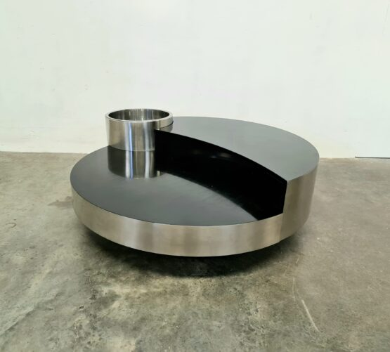 Willy Rizzo coffee table, bar