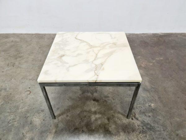 Marble side table Knoll International