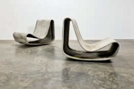 Willy Guhl loop chair