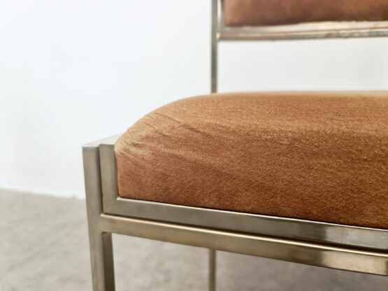 Willy Rizzo dining chairs