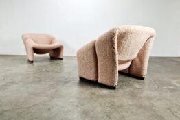 Pierre Paulin Groovy chair, Artifort