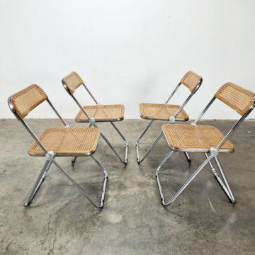 Giancarlo Piretti Plia chair