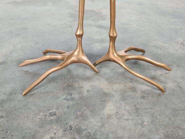 Traccia table, Meret Oppenheim, Simon