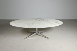 Knoll International marble table