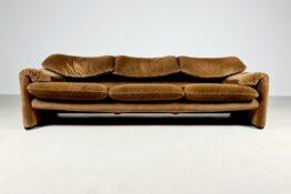 Maraluna sofa Cassina