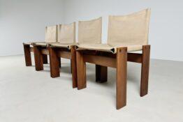 Monk chair, Afra & Tobia Scarpa