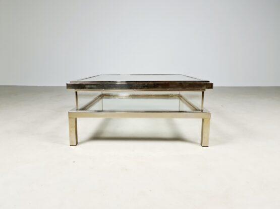 Maison Jansen coffee table