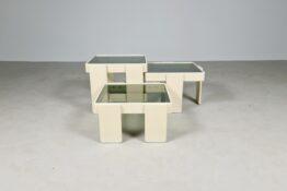 Gianfranco Frattini nesting tables