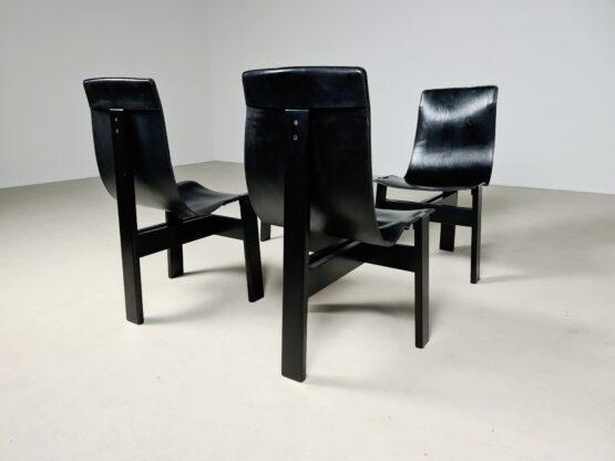 Tre chair Mangiarotti