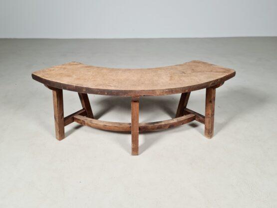 oak bench France
