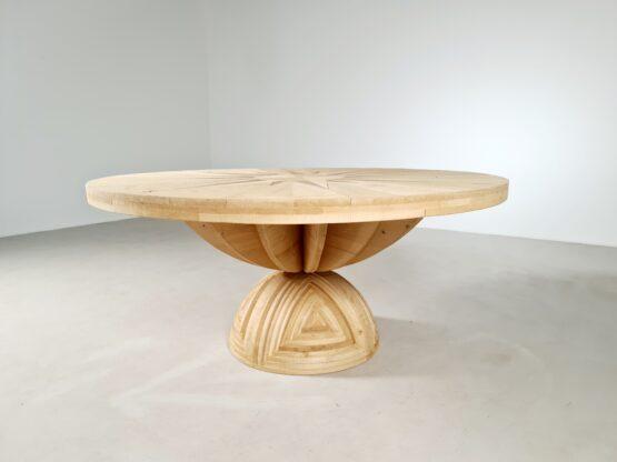 Ceroli table Poltronova