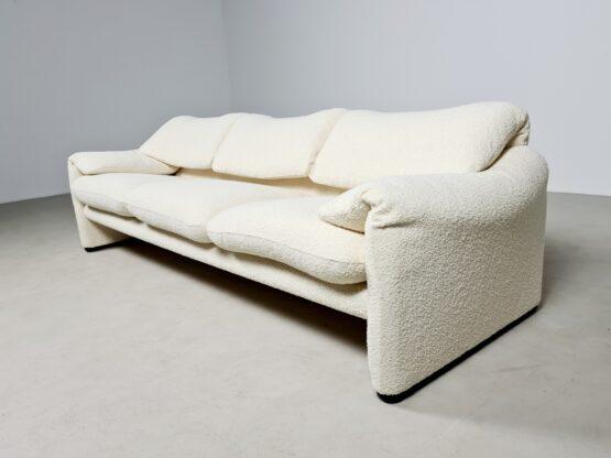 Maralunga sofa Vico Magistretti Cassina