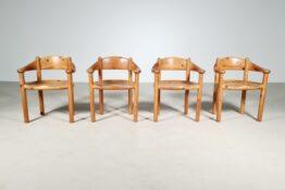RAINER DAUMILLER pine wood chairs