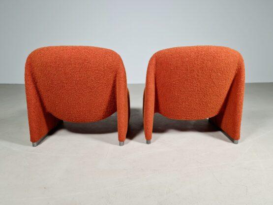 Alky chair Giancarlo Piretti Artifort