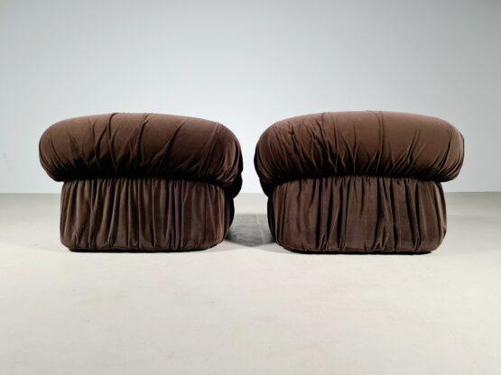 D'Urbino and Lomazzi lounge chair