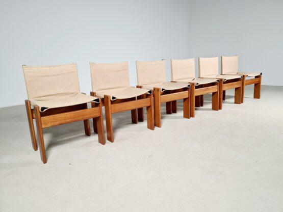 Afra & Tobia Scarpa Monk chair