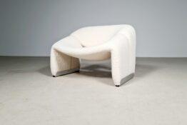 pierre paulin groovy chair